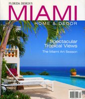 Florida Design's Miami Home & Decor Magazine